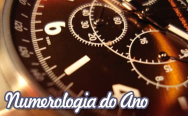 Numerologia do Ano