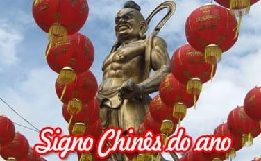 Signo Chinês 2018